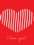Valentines day heart love background Stock Photo