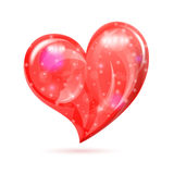 Valentines Day Heart Royalty Free Stock Photography