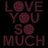 Valentines day heart Royalty Free Stock Photos