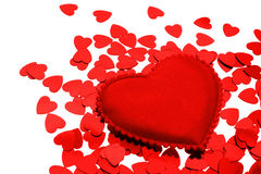 Valentines Day hearts Royalty Free Stock Photo
