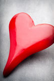Valentines day hearts. Valentine day greating card. Stock Photo