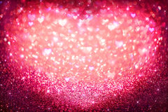 Valentines Day holiday background stock images