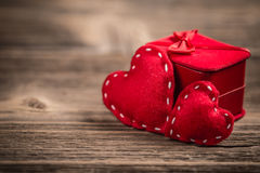 Valentines day ideas Royalty Free Stock Photography