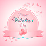 Valentines Day Lettering Card Stock Images