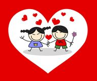 Valentines day love celebration Royalty Free Stock Photo