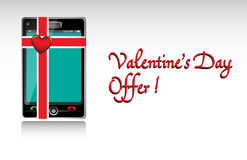 Valentines day offer Stock Images
