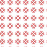 Valentines Day pattern. Valentines Day seamless pattern, vector Stock Photography