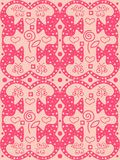 Valentines day pink background. Pink background for valentines day Stock Photo