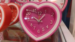 Valentines day pink times Royalty Free Stock Image
