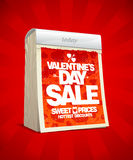 Valentines day sale design. Stock Images