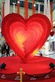 Valentines Day in Select citywalk in Saket Delhi Royalty Free Stock Photos