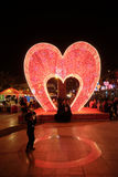 Valentines Day in Select citywalk in Saket Delhi Stock Photos