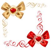 Valentines Day set Royalty Free Stock Photography