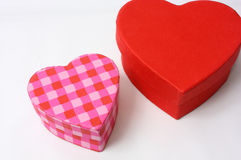 Valentines day surprises Royalty Free Stock Images