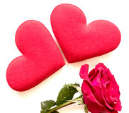 Valentines Day and Sweetest Day Stock Images