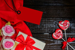 Valentines day and Sweetest day Royalty Free Stock Photography