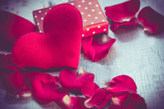 Valentines day and Sweetest day Stock Photos