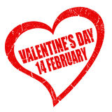 Valentines day symbol Royalty Free Stock Image