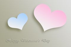 Valentines day symbol Royalty Free Stock Image