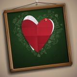Valentines Day Symbol's. Royalty Free Stock Photo