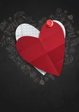 Valentines Day Symbol's. Stock Photography