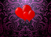Valentines Day theme Royalty Free Stock Photo