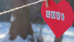 Valentines day, Valentine`s day,Love stock video footage