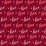 Valentines day vector decoration Royalty Free Stock Image
