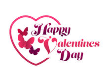 Valentines day vector Royalty Free Stock Photography