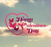 Valentines day vector Royalty Free Stock Images