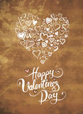 Valentines day vector Stock Photos