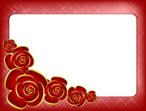 Valentines day vector illustration Royalty Free Stock Photography
