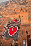 Valentines day in Verona Stock Images