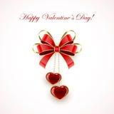 Valentines decoration Stock Photography