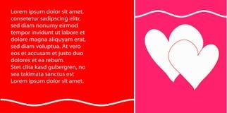 Valentines design Stock Photo