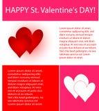 Valentines design Royalty Free Stock Photo