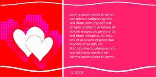 Valentines design Royalty Free Stock Photos