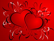 Valentines desingn Royalty Free Stock Photo