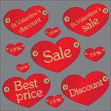 Valentines discount Royalty Free Stock Photography