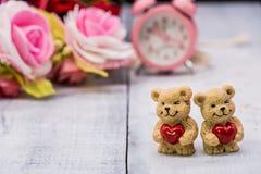 Valentines et jour le plus doux Photo libre de droits