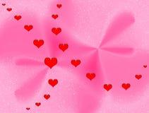 Valentines fantasy royalty free stock image