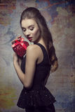 Valentines fashion Stock Images