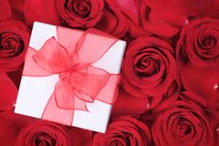 Valentines Gift Royalty Free Stock Photo