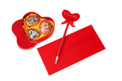 Valentines gifts Royalty Free Stock Photography