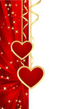 Valentines greeting card. Royalty Free Stock Photos
