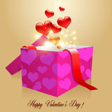 Valentines Greeting Card Royalty Free Stock Image