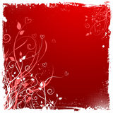 Valentines grunge background Royalty Free Stock Photography