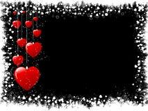 Valentines grunges illustration libre de droits