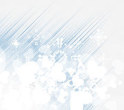 Valentines happy day winter background. card vector illustration Royalty Free Stock Images