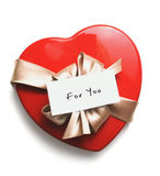 Valentines heart Royalty Free Stock Image